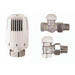Zespoły termostatyczne (sety)
