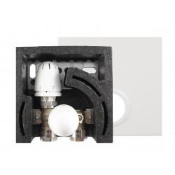FLOORFIX KOMPAKT Zawór strefowy do regulacji temperatury pomieszczeniu poprzez ogrzewanie płaszczyznowe