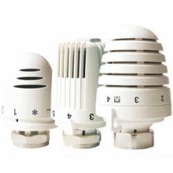 Głowice termostatyczne Typ H - M 30 x 1,5