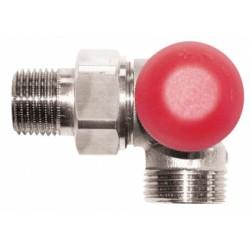 Zawory termostatyczne TS-90-V z ukrytą nastawą wstępną