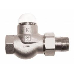Zawory termostatyczne TS-E o zwiększonym przepływie